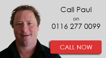 Call Paul on 0116 277 0099