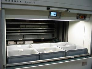 Kardex Shuttle NT500-1850-863